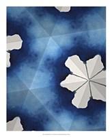 "Indigo Daydream IV by Renee Stramel - 18"" x 22"""