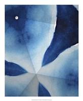 "Indigo Daydream V by Renee Stramel - 18"" x 22"""
