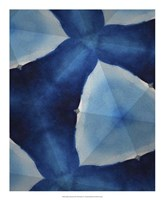 "Indigo Daydream VIII by Renee Stramel - 18"" x 22"""