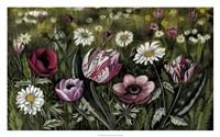 Vintage Garden II Fine Art Print