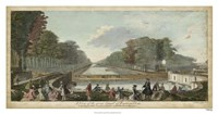 "View of Fontainebleau I by I. Tinney - 38"" x 20"" - $52.99"