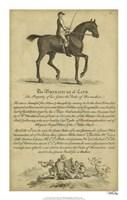 "Horse Portraiture III - 14"" x 22"""