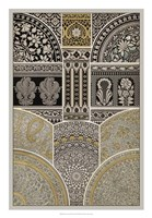 "Ornament in Gold & Silver I by Vision Studio - 18"" x 26"" - $31.49"