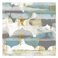 Arabesque Abstract II Framed Print
