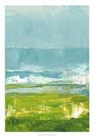 "Coastal Overlook I by Ethan Harper - 18"" x 26"""