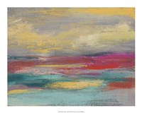 "Sunset Study I by Jennifer Goldberger - 20"" x 16"" - $21.99"