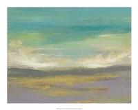 """Sunset Study II by Jennifer Goldberger - 20"""" x 16"""" - $21.99"""