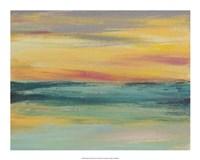 """Sunset Study III by Jennifer Goldberger - 20"""" x 16"""" - $21.99"""