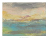 "Sunset Study IV by Jennifer Goldberger - 20"" x 16"" - $21.99"