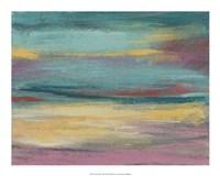 "Sunset Study VII by Jennifer Goldberger - 20"" x 16"""