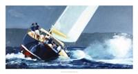 "Hoek by Curt Crain - 26"" x 14"""