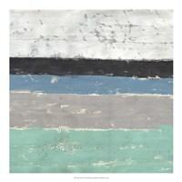 "Seawall I by John Butler - 20"" x 20"", FulcrumGallery.com brand"