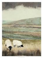 """Open Meadow II by Grace Popp - 22"""" x 30"""""""