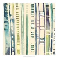 """Nightfall Cascade II by Grace Popp - 18"""" x 18"""""""