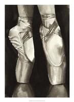 "Ballet Shoes II by Grace Popp - 16"" x 22"", FulcrumGallery.com brand"