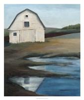 """Farmstead I by Grace Popp - 22"""" x 26"""" - $40.49"""