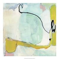 """Travelogue II by Jodi Fuchs - 20"""" x 20"""" - $27.99"""