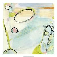 "Travelogue III by Jodi Fuchs - 20"" x 20"" - $27.99"