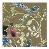 "Flower Garland II by Grace Popp - 20"" x 20"", FulcrumGallery.com brand"