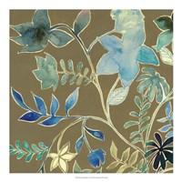 "Flower Garland III by Grace Popp - 20"" x 20"", FulcrumGallery.com brand"