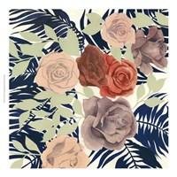 "Rosen Palms I by Grace Popp - 20"" x 20"""