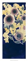 "Botanical Gale I by Grace Popp - 12"" x 26"""