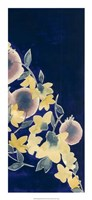 "Botanical Gale III by Grace Popp - 12"" x 26"""