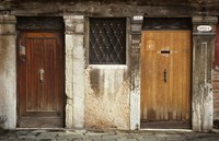 Venice Doors by Michael Harrison - various sizes