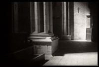 Church Cross Light by Michael Harrison - various sizes