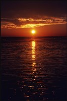 Sunset Holden Beach by Michael Harrison - various sizes