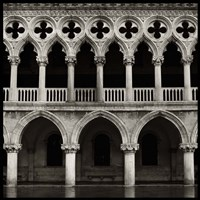 Venice Arches by Michael Harrison - various sizes - $22.49