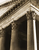 Pantheon, Rome by Michael Harrison - various sizes