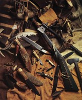 Rustic Memorabilia by Michael Harrison - various sizes