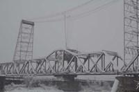 Livingston Avenue Bridge 2 Fine Art Print