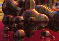More Reflecting Balls by Ian Tornquist - various sizes, FulcrumGallery.com brand
