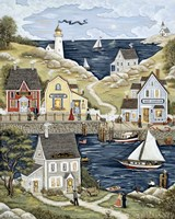 Mystic Cove by Ann Stookey - various sizes