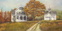 Red Maples by Jerry Cable - various sizes