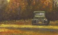 Dad's Truck Fine Art Print