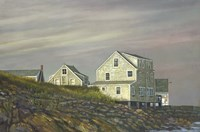 Monhegan Landing by Jerry Cable - various sizes