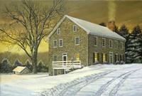 Mill House Fine Art Print