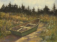 Green Dory by Jerry Cable - various sizes - $21.99