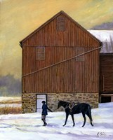 Morning Lesson by Jerry Cable - various sizes