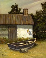 Dory Shed by Jerry Cable - various sizes