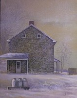 Morning Flurries by Jerry Cable - various sizes
