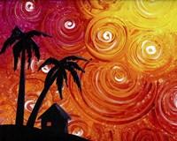 Seaside Lights Fine Art Print