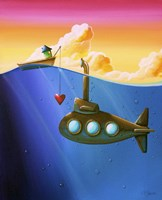 Finding Nemo Fine Art Print