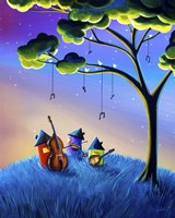 Bluegrass Nights Fine Art Print