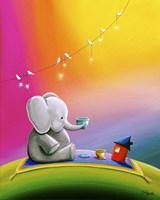 Tea Time by Cindy Thornton - various sizes - $18.99