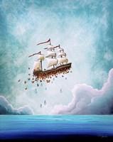 Fantastic Voyage Fine Art Print