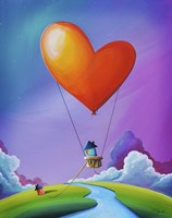Don't Let Love Slip Away by Cindy Thornton - various sizes - $18.99